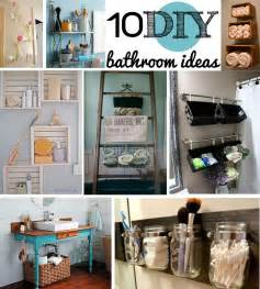 home design diy 10 diy bathroom decor ideas