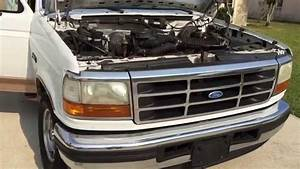 Heater Core Replacement 1995 Ford F