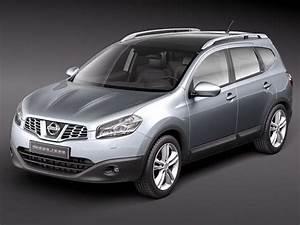 Nissan Qashqai 2011 : nissan qashqai 2 2011 3d model ~ Melissatoandfro.com Idées de Décoration