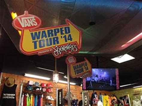 Vans Warped Tour Celebrates 20th Anniversary With New ...
