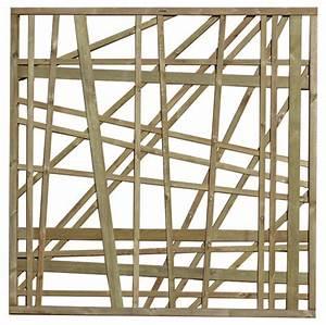 Panneau Bois Decoratif Interieur : claustra decoratif exterieur deco interieur design maison email ~ Melissatoandfro.com Idées de Décoration
