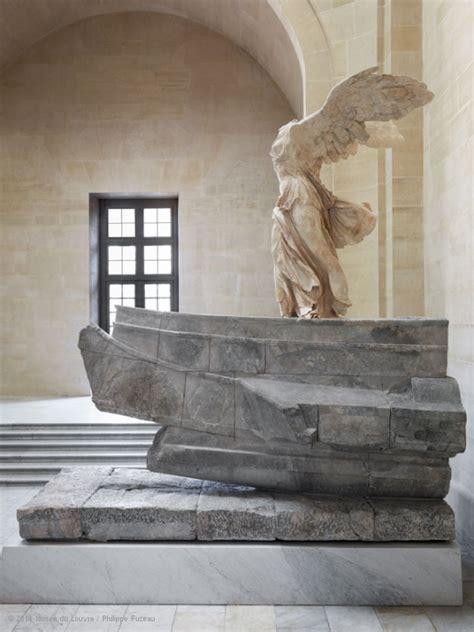 la victoire de samothraceessai musee du louvre paris