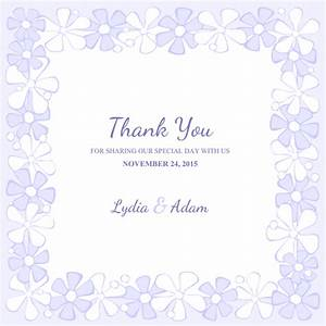 wedding thank you cards archives superdazzle custom With free printable wedding thank you cards templates