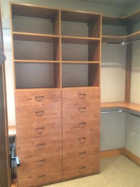 walk in closets johan closet solutions bend oregon