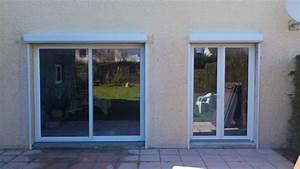 Baie Vitrée Pas Cher : baie vitree pas chere baie vitr e sur mesure pas cher ~ Mglfilm.com Idées de Décoration