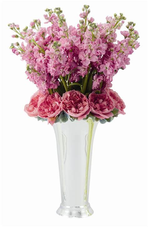 vase of flowers plastic vases