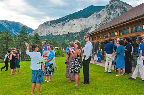 colorado s best outdoor wedding venue is the pavilion