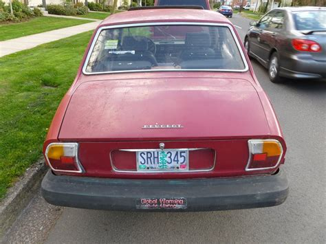 peugeot usa curbside classic 1976 peugeot 504 one continent s