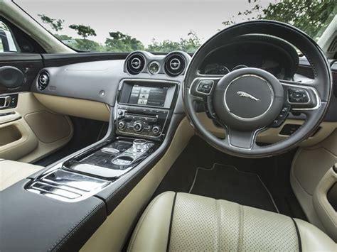 jaguar xj  litre petrol interior photo gallery