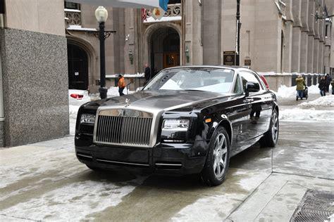 2016 Rolls Royce Phantom Coupe Used Bentley Used Rolls