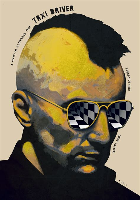 taxi driver     movieposterporn