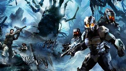 Games Killzone Soldiers Pc Wallpapers Allwallpaper