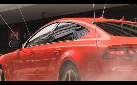 red audi rs hitman agent