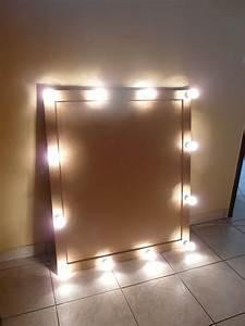Table De Maquillage Ikea : miroir lumineux maquillage ~ Teatrodelosmanantiales.com Idées de Décoration