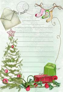 making moments letter to santa freebie With christmas paper for letters to print