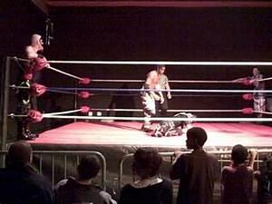 NWWA Wrestling Hell's Henchmen (Hellbilly/Lazarith) vs. D ...
