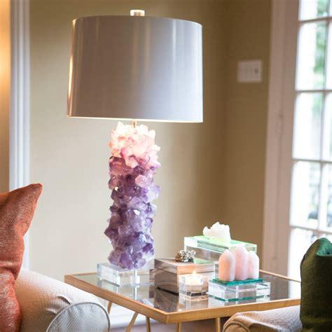 gorgeous crystal decor ideas   bring  good