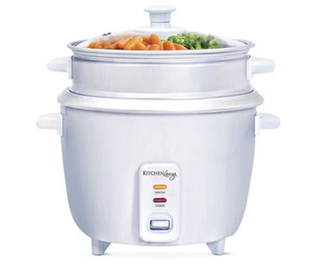 Kitchen Living Rice Cooker aldi us kitchen living 16 cup rice cooker