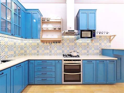 wallpaper dapur minimalis desainrumahidcom