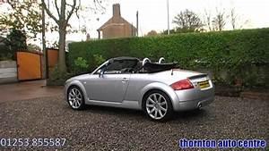 Audi Tt 180 : 2002 audi tt roadster 1 8 t 180 quattro youtube ~ Farleysfitness.com Idées de Décoration