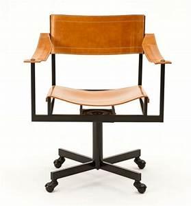Chaise De Bureau Confortable : chaise de bureau de design confortable et chic ~ Teatrodelosmanantiales.com Idées de Décoration