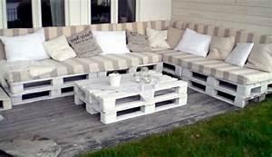 Couch Aus Paletten : 50 coole modelle sofa aus europaletten ~ Whattoseeinmadrid.com Haus und Dekorationen