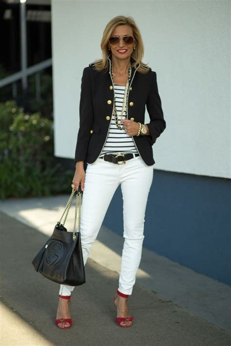 1000 Ideas About Navy Blazer Outfits On Pinterest