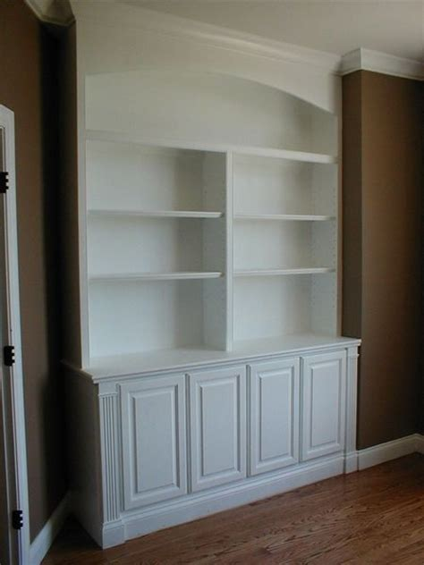 custom  built  bookcase  cabinets  norms