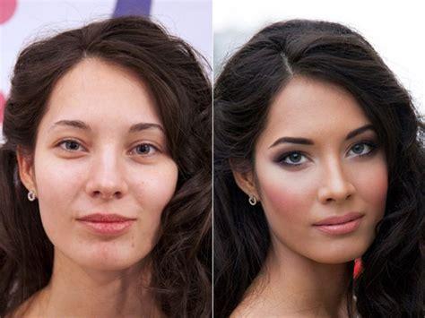 Vorher-nachher: Augenbrauen