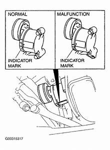 2004 Mazda 3 Serpentine Belt Routing And Timing Belt Diagrams