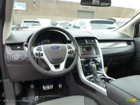 ford edge interior colors 2013 ford edge sport awd interior color photos gtcarlot