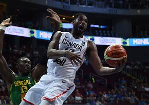 Canada remains undefeated at Olympic men's basketball ...