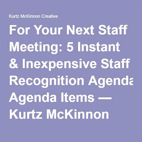 staff meeting  instant inexpensive staff