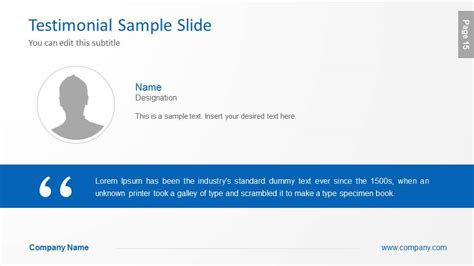 Model Company Profile Template by Company Profile Powerpoint Template