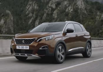 Peugeot 3008 Backgrounds by Peugeot 3008 Revealed Uk Launch Date January 2017
