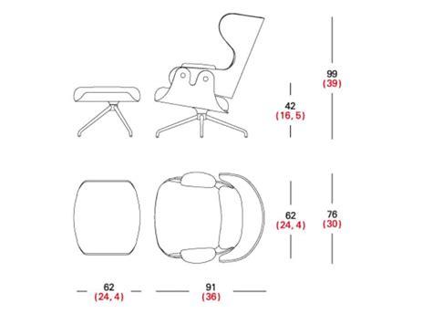 Lounger Sessel Aus Leder By Bd Barcelona Design Design