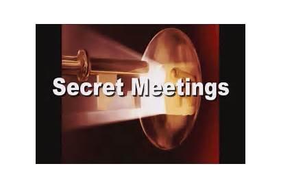 Secret Meetings Neothink Party Meeting Woodline Hit