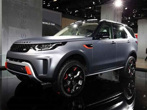 2019 Land Rover Discovery Svx by 2019 Land Rover Discovery Svx To Cost 70 000 Best Suv
