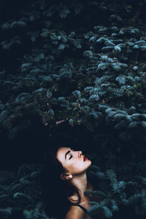 portrait photography inspiration darkbeautymag