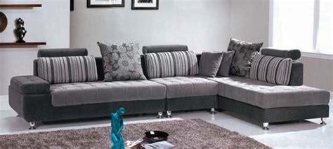 Divano Salotto Mega Sofa Tessuto Angolare Con Cuscini Sofa