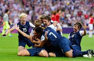 United States vs Japan, Gold Medal Match - Soccer ...