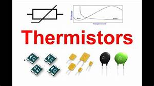 Diagram Of Thermistor