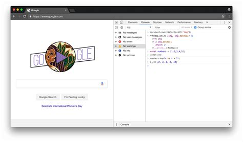 chrome tools google console devtools developers js javascript agent developer icon trying access control take development panel enable vectorified hl