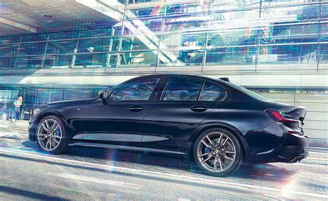 2019 Bmw M340i by Bmw M340i 2019 самый мощный седан бмв 3 серии нового