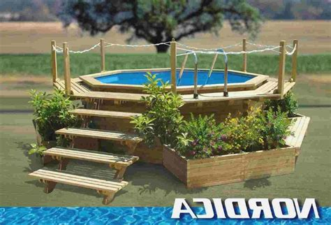 Small Above Ground Pools For Small Backyards by Small Backyard Above Ground Pools More Picture Small