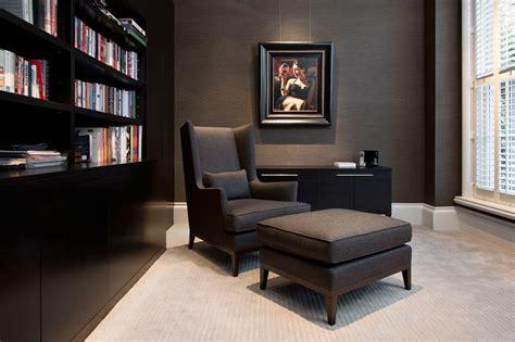 traditional study  sofa chair company