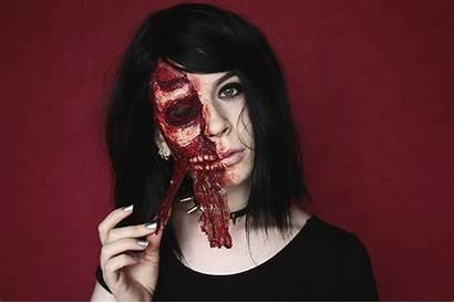 Horror Creepy Dark Blood Wallpapers Spooky Halloween