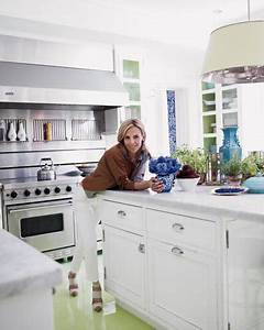 Famous folk at home: Tory Burch in her Manhattan apartment