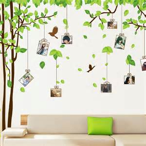 wall stickers house stickers photo frame stickers flowers butterflies trees decoration home