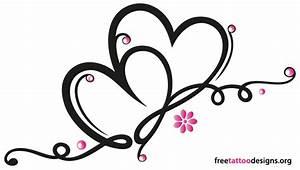 Cute Simple Heart Tattoo Designs | www.pixshark.com ...